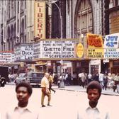 "42nd Street, also known as ""The Great White Way""/ ""The Deuce"", circa 1972"