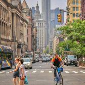 Centre Street, Little Italy, Manhattan