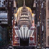 Chrysler Building, New York, New York. Photo via @craigsbeds #viewingnyc #newyork #newyorkcity #nyc #chryslerbuilding