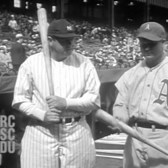 Apr 24, 1934 - New York Yankees vs. Philadelphia Athletics, NYC (real sound)