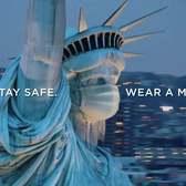 New York State, COVID-19 Film Advert By McCann Health - Wear a Mask