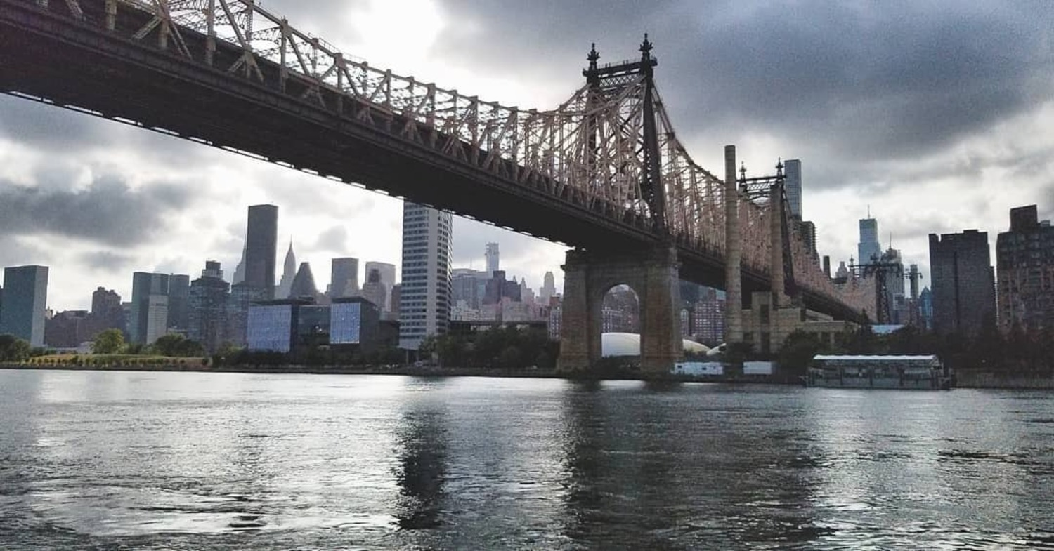 Queensboro Bridge, New York, New York