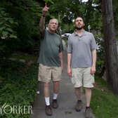 Why Two Men Are Walking Every Block in New York City