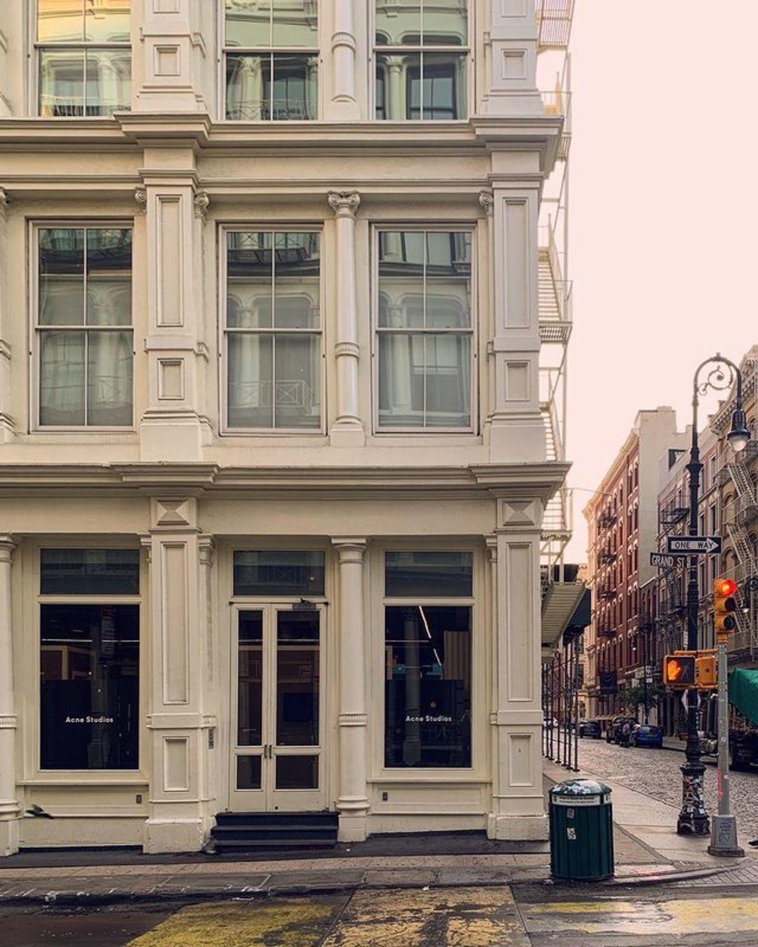 Grand Street and Green Street, SoHo, Manhattan
