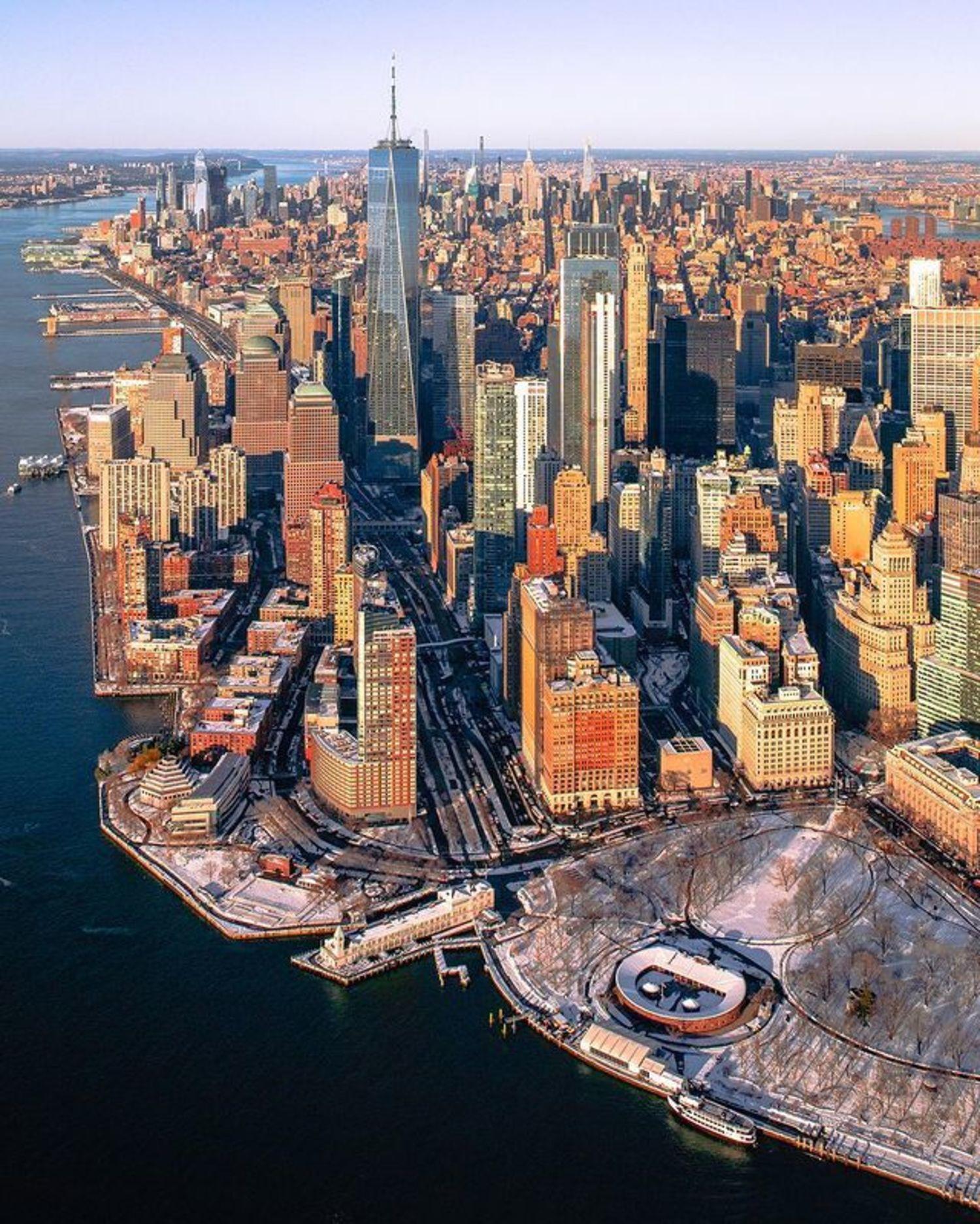 Battery Park, Manhattan