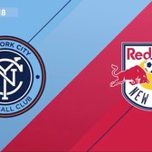 HIGHLIGHTS: New York City FC vs. New York Red Bulls | July 8, 2018