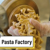 Kitchn Visits: A Pasta Factory