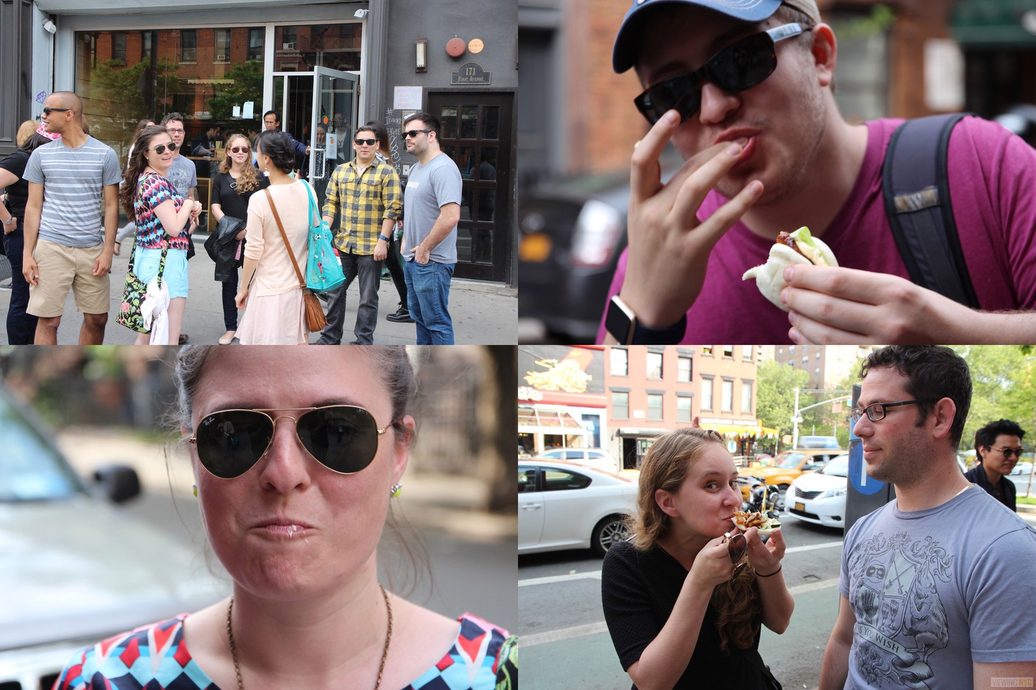 Crawlers | 2016 Viewing NYC East Village Pork Bun Crawl