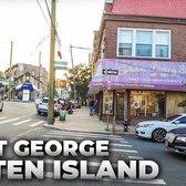 Walking NYC : St. George, Staten Island