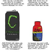 Bushwick's Energy Drinks