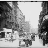 Mott Street, New York City ca. 1900