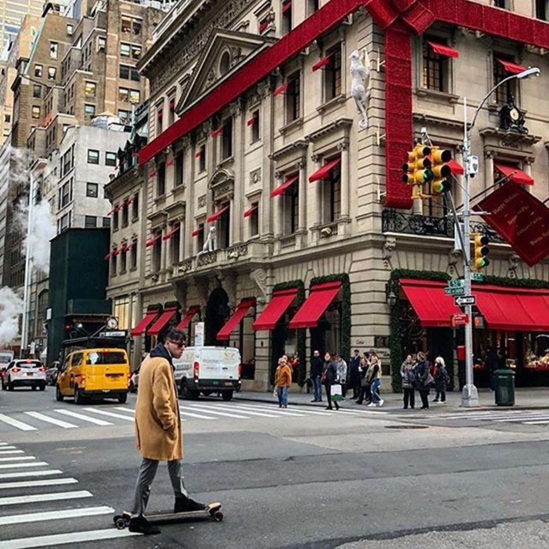 5th Avenue, New York, New York. Photo via @nyc_russ #viewingnyc #newyorkcity #newyork #nyc