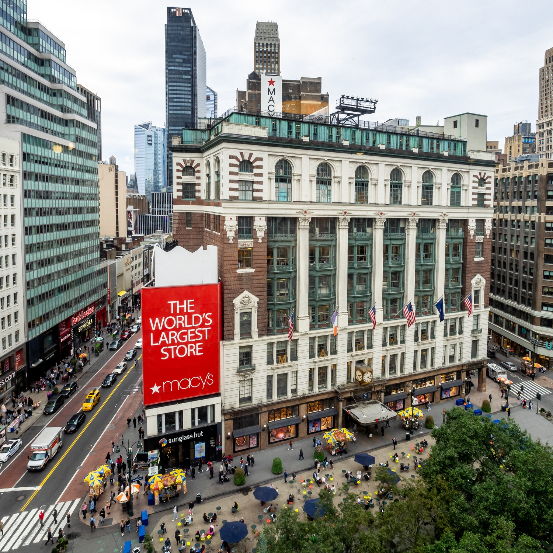 Macy's, Herald Square, Manhattan