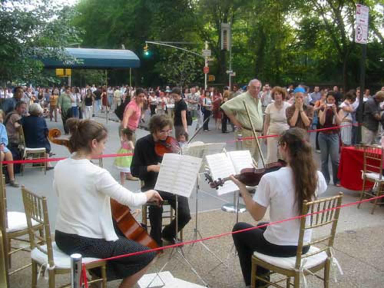 Museum Mile Festival Musicians