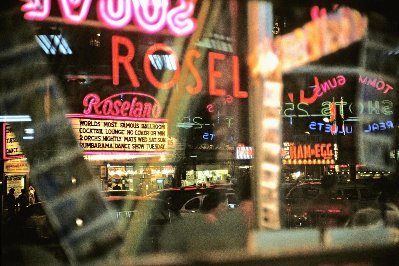 Roseland Ballroom, Times Square, ca. 1954