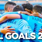 All of NYCFC's Goals in 2017