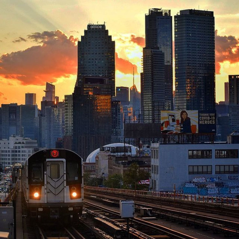 40 Street - Lowery St Station, Sunnyside, Queens