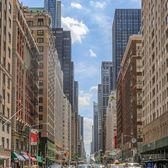 6th Avenue, Midtown, Manhattan