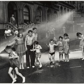 Summer on the Lower East Side, 1937