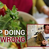 How to Make the Best Salad - Stop Eating it Wrong, Episode 26