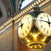 NYC - The clock on the Grand Central Station Main Concourse