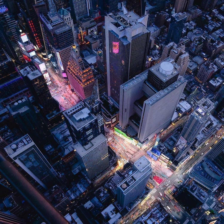 New York, New York. Photo via @opoline #viewingnyc #newyorkcity #newyork #nyc