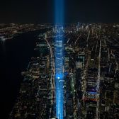 World Trade Center Tribute in Light, Lower Manhattan