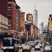 6th Avenue, Chelsea, Manhattan