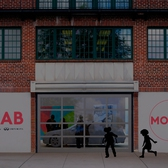 Rendering of MOFAD building in Williamsburg