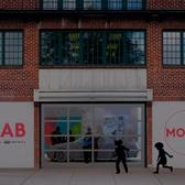 Rendering of MOFAD building in Williamsburg