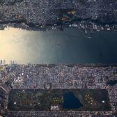 Central Park and Upper West Side, Manhattan