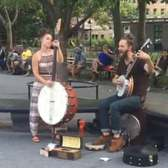 Coyote & Crow performs at Washington Square Park
