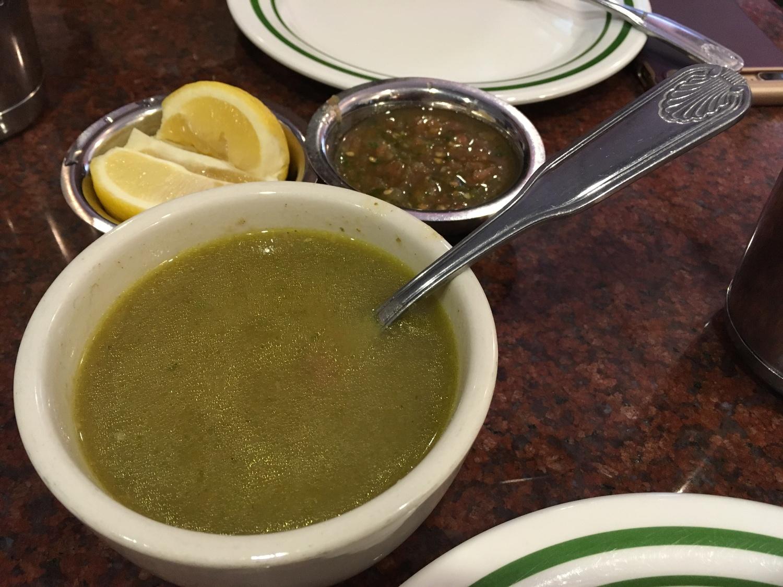 Lamb Lentil Soup