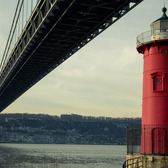 Little Red Lighthouse, Washington Heights, Manhattan