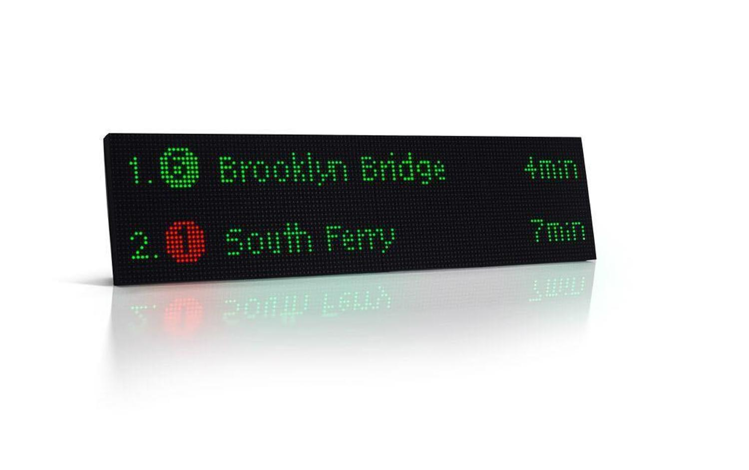 custom 3-d printed frames from @3dbrooklyn new site: www.nyctrainsign.com