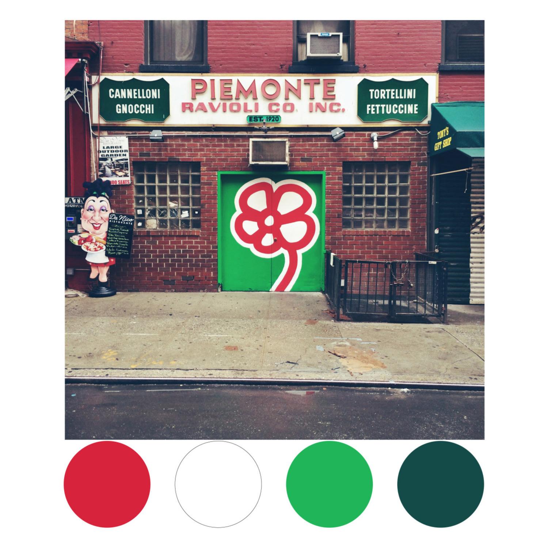 Mulberry Street/Michael De Feo inspiration