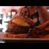 How it's made: The legendary breakfast burger at Phunky Elephant