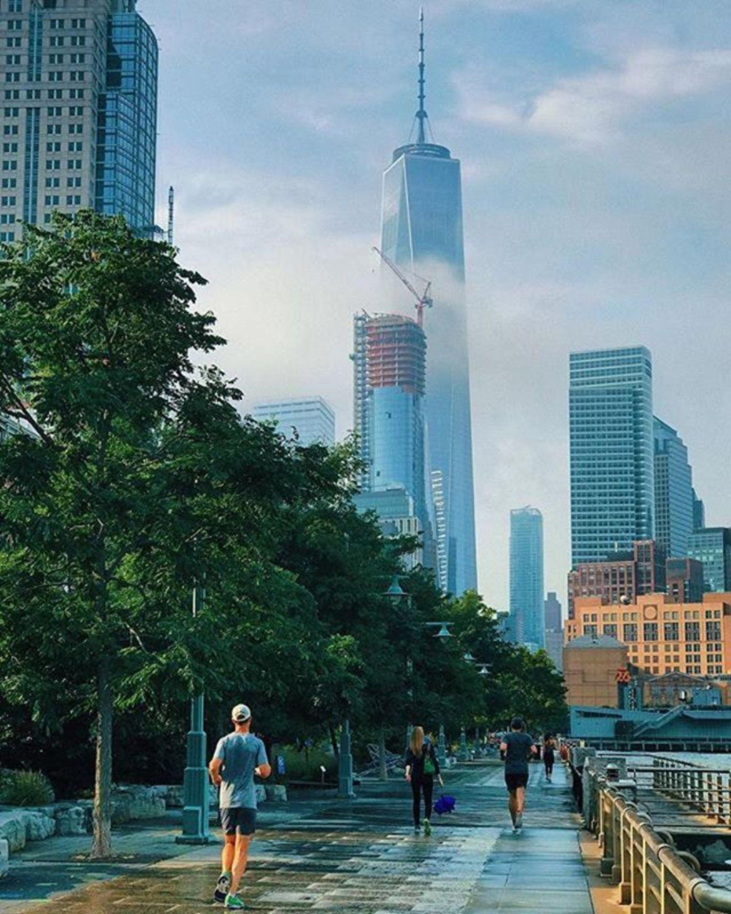 New York, New York. Photo via @melliekr #viewingnyc #newyorkcity #newyork