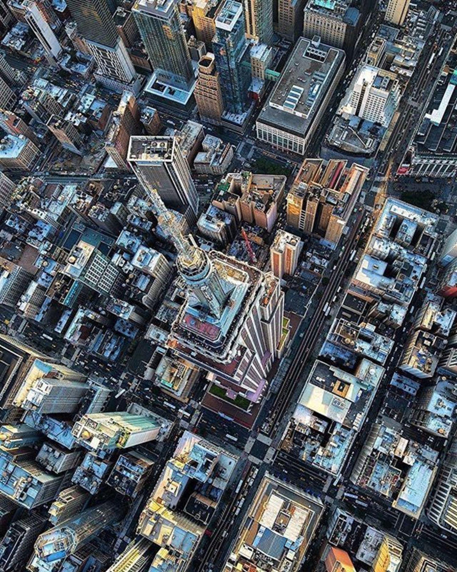 Empire State Building, New York, New York. Photo via @mattpugs #viewingnyc #newyorkcity #newyork #nyc