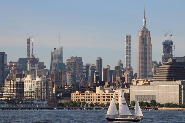 Midtown, Manhattan from Hoboken, New Jersey