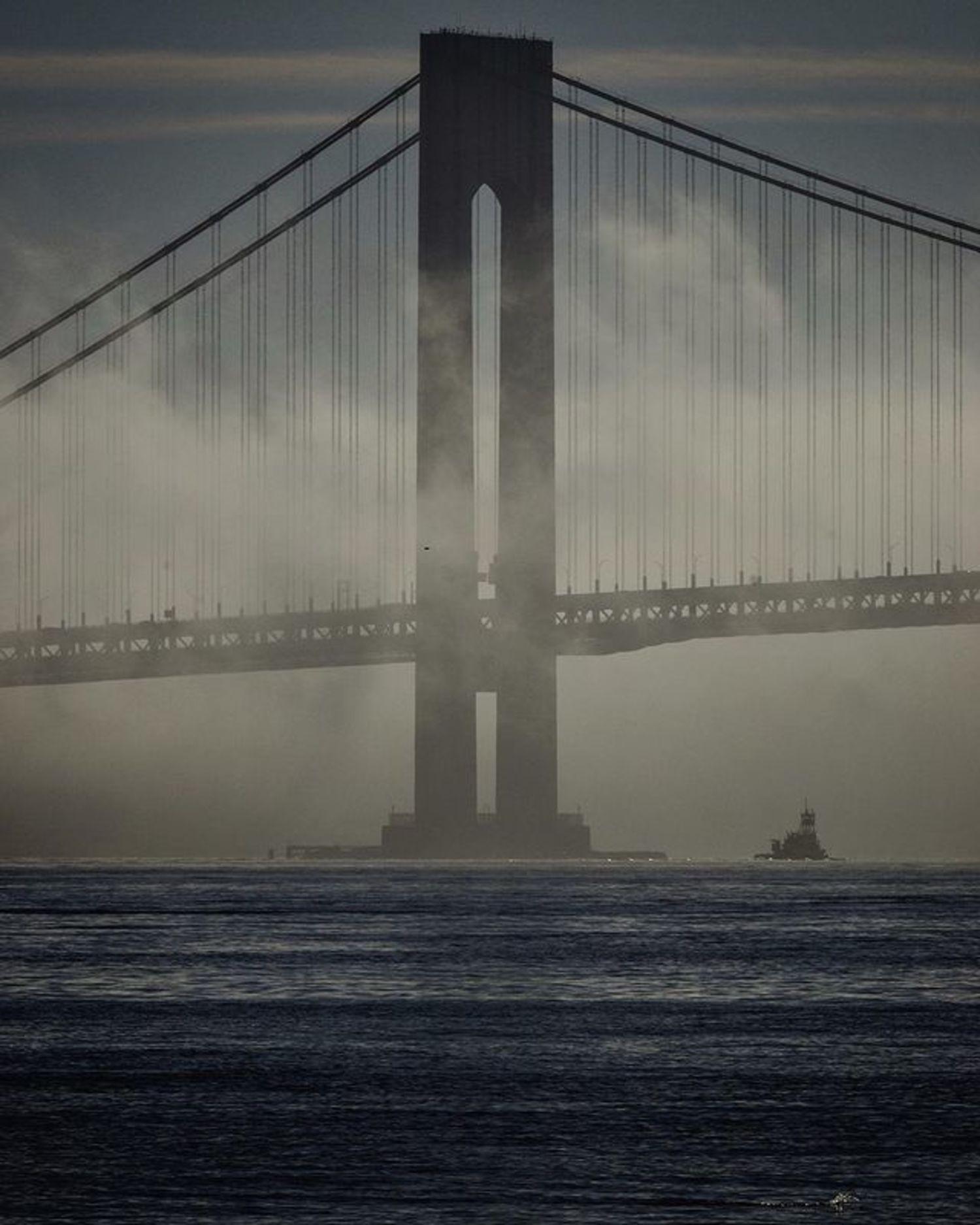 Verrazzano-Narrows Bridge, New York