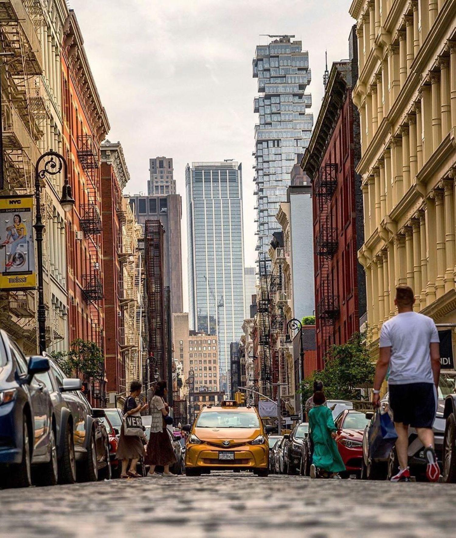 SoHo, Manhattan.