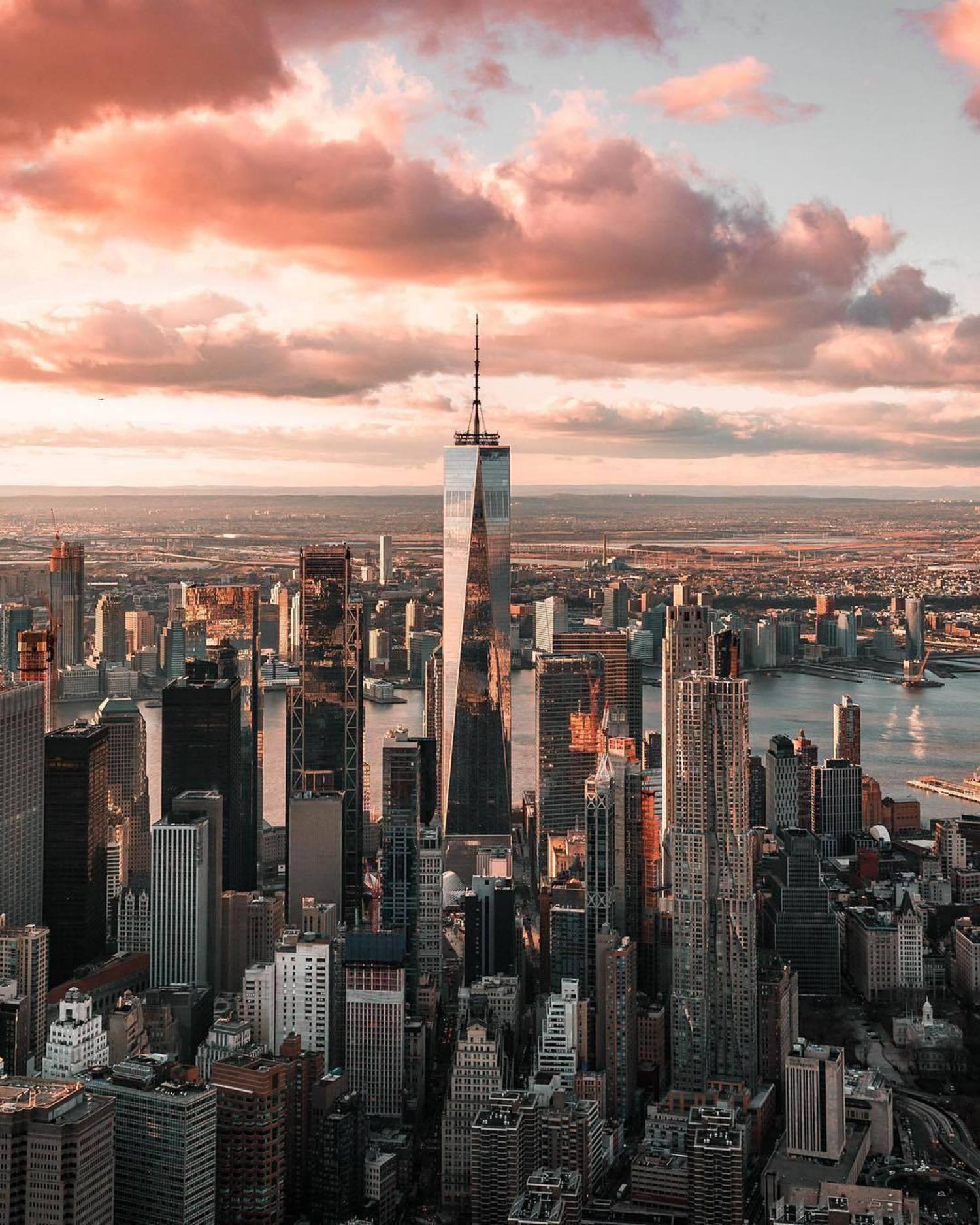 New York, New York. Photo via @joethommas #viewingnyc #nyc #newyork #newyorkcity