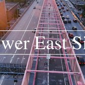 Williamsburg Bridge, Lower East Side Drone