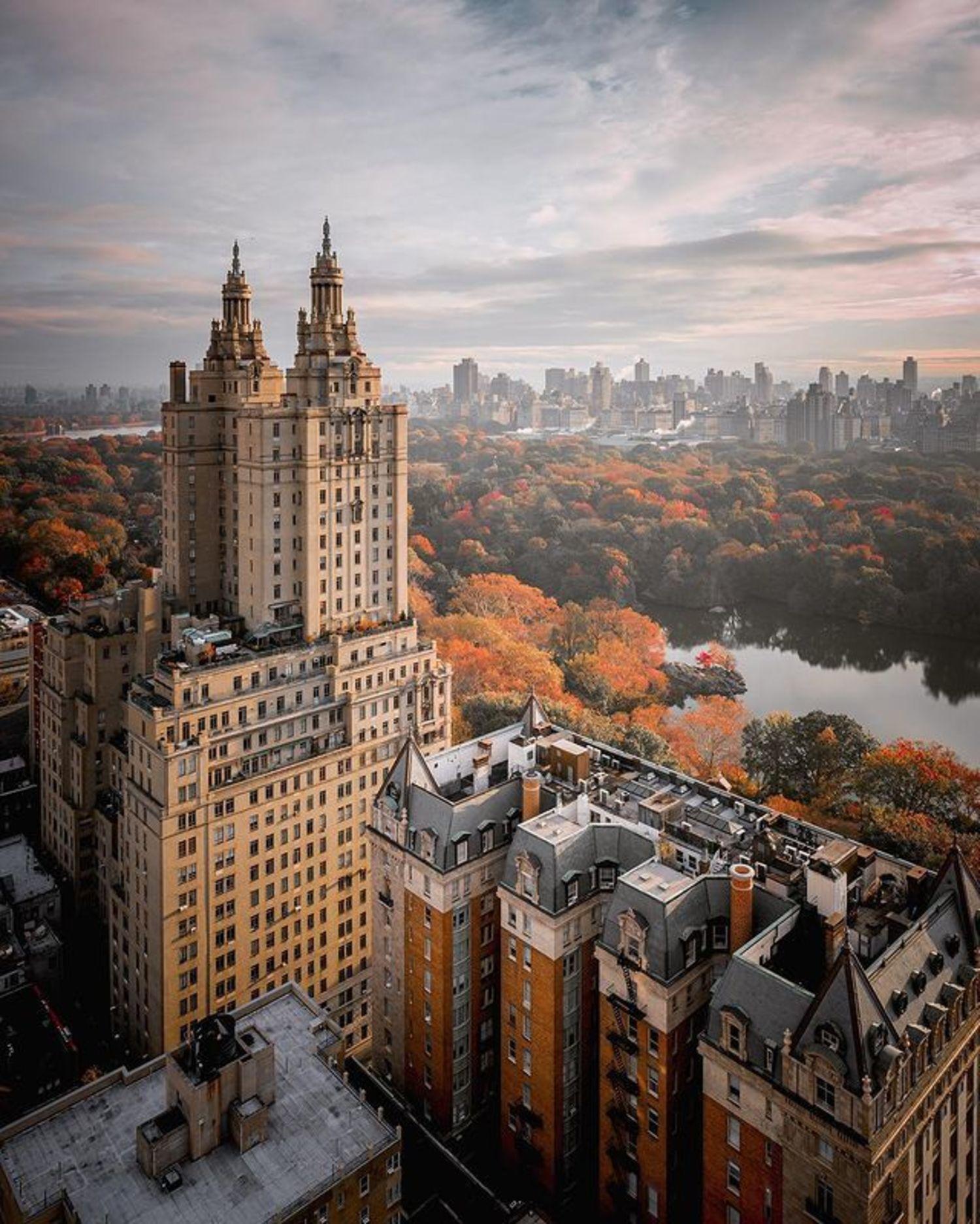 Upper West Side and Central Park, Manhattan