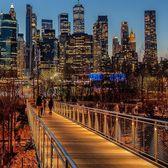 Squibb Park Bridge, Brooklyn Heights, Brooklyn