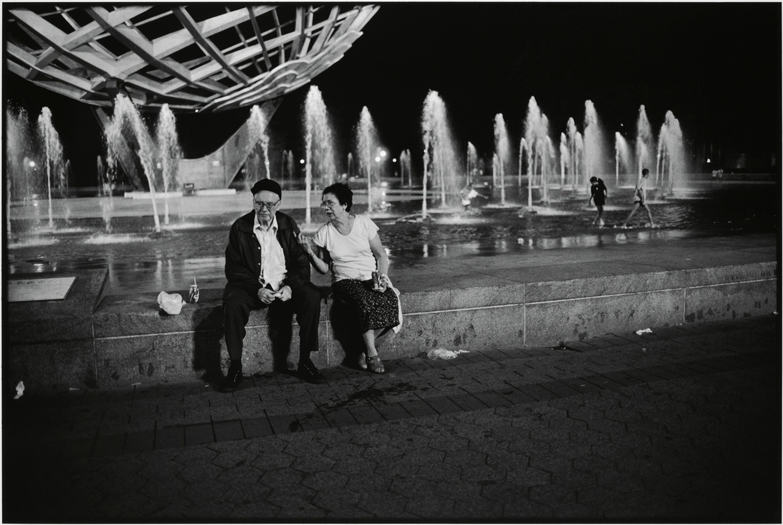 Flushing Meadows Park, Queens, 6 September 1999.