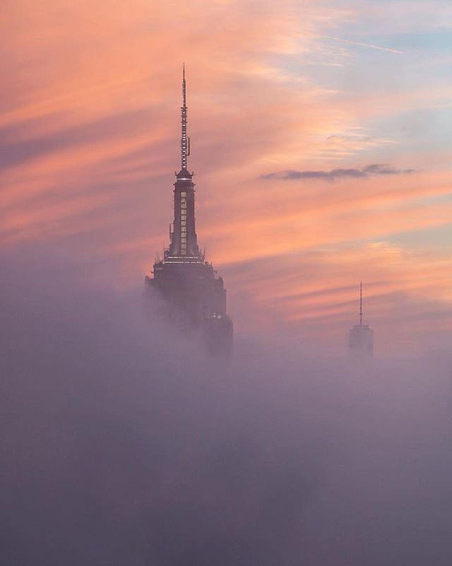 New York, New York. Photo via @johnnyyonkers #viewingnyc #newyorkcity #newyork