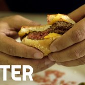 The Best No-Frills Burger in NYC -- The Meat Show