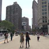 Manhattan's New Shared Space: Broadway & 24th Street